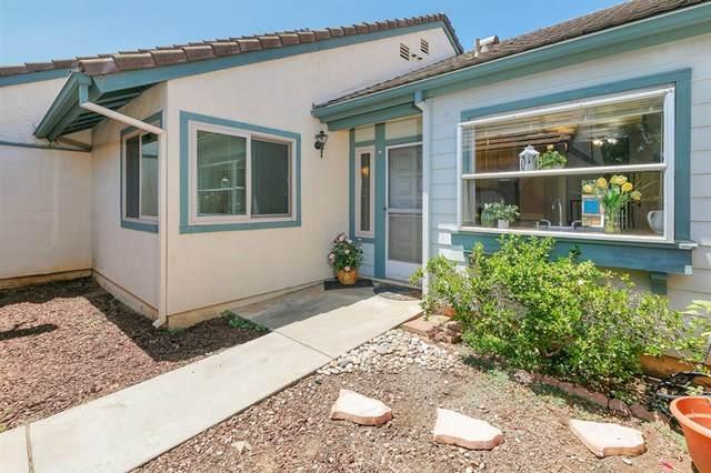 463 Nantucket Gln, Escondido, CA 92027 (#200030066) :: A|G Amaya Group Real Estate