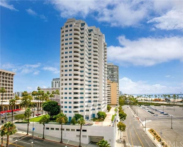 525 E Seaside Way #2201, Long Beach, CA 90802 (#PW20126665) :: Camargo & Wilson Realty Team