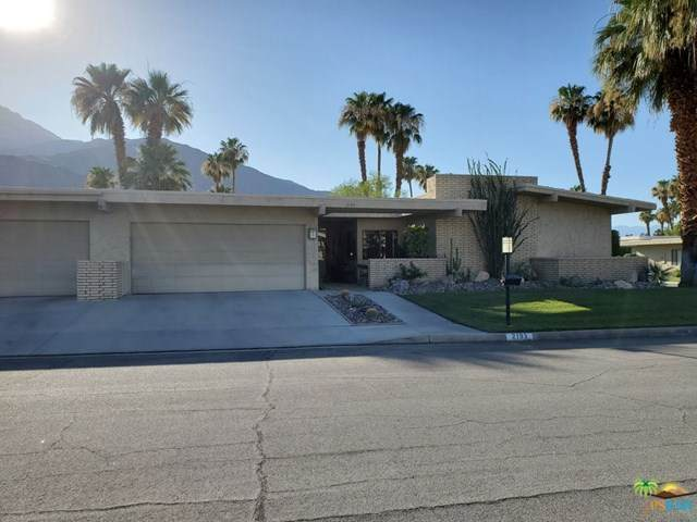 2193 S La Paz Way, Palm Springs, CA 92264 (#20595802) :: The Houston Team | Compass