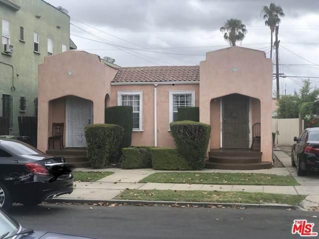 1253 W 65Th Street, Los Angeles (City), CA 90044 (#20597060) :: Cal American Realty