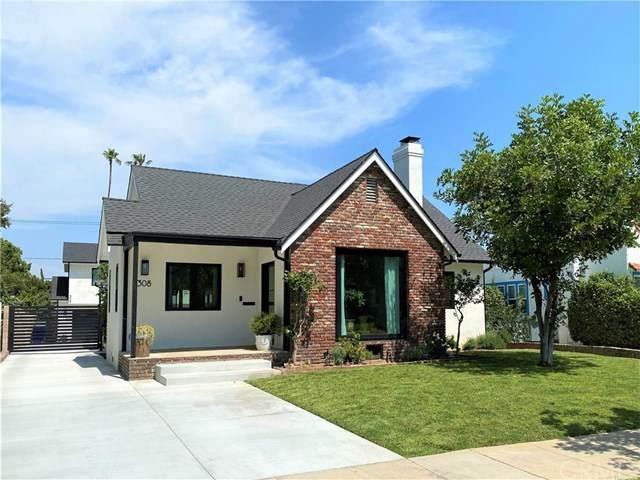 308 Virginia Avenue, Pasadena, CA 91107 (#AR20125210) :: Crudo & Associates