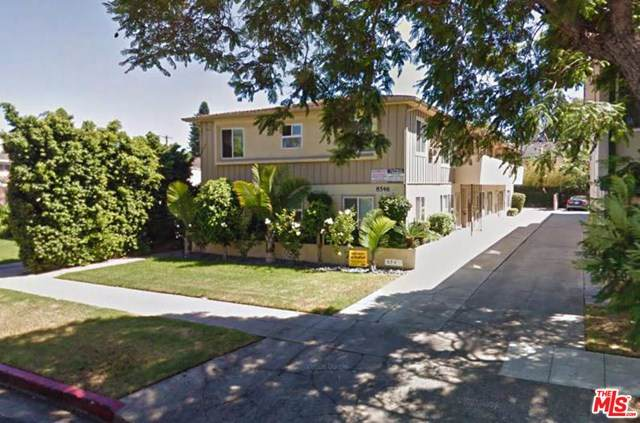8546 Cashio Street, Los Angeles (City), CA 90035 (#20597426) :: The Najar Group