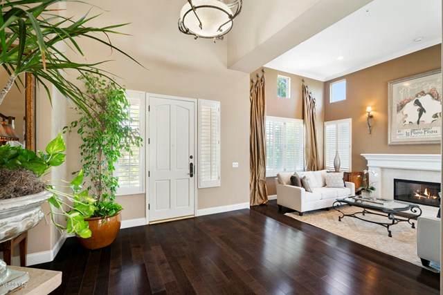 5963 Vista De La Luz, Woodland Hills, CA 91367 (#220006737) :: Crudo & Associates
