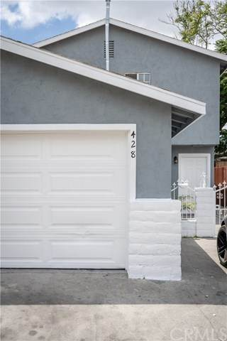428 W Fig Street, Compton, CA 90222 (#SB20126469) :: The Marelly Group   Compass