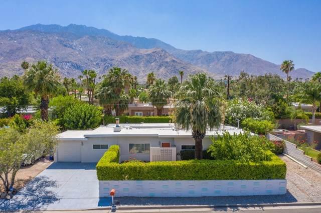 1135 N Sunrise Way, Palm Springs, CA 92262 (#219045229DA) :: The Laffins Real Estate Team