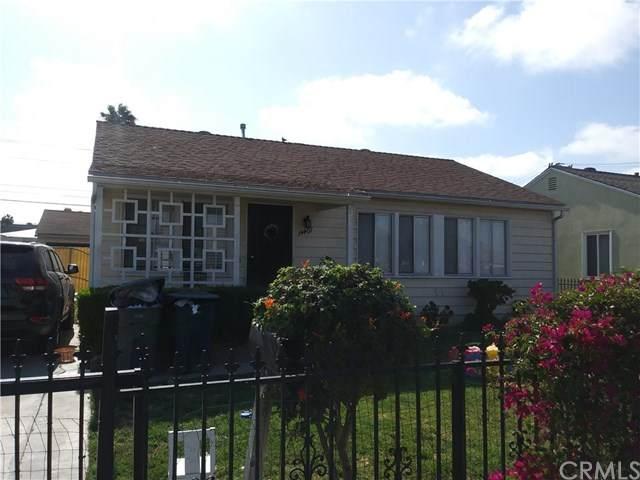 14407 Wadkins Avenue, Gardena, CA 90249 (#CV20127233) :: Millman Team