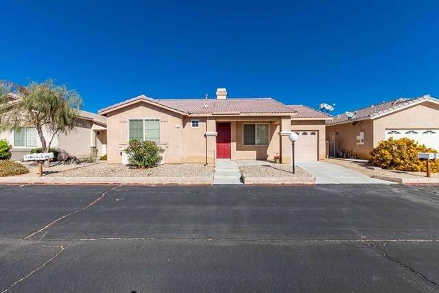 65565 Acoma Avenue #95, Desert Hot Springs, CA 92240 (#219045232PS) :: A|G Amaya Group Real Estate