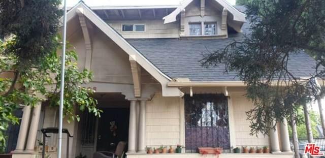 5603 La Mirada Avenue, Los Angeles (City), CA 90038 (#20595326) :: The Miller Group