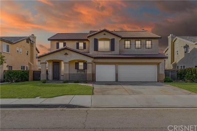 6137 Ryans Place, Lancaster, CA 93536 (#SR20127394) :: The Houston Team | Compass