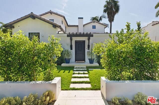 9014 Dorrington Avenue, West Hollywood, CA 90048 (#20597776) :: Compass