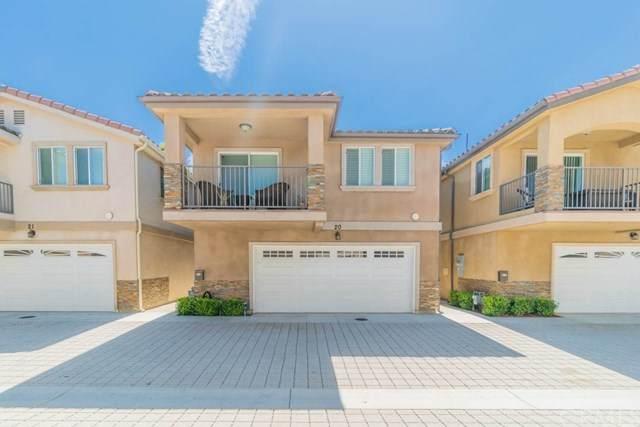 4307 Carlin Avenue #20, Lynwood, CA 90262 (#DW20127478) :: Crudo & Associates