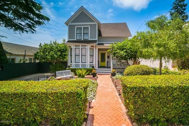 71 N Laurel Street, Ventura, CA 93001 (#220006761) :: The Laffins Real Estate Team