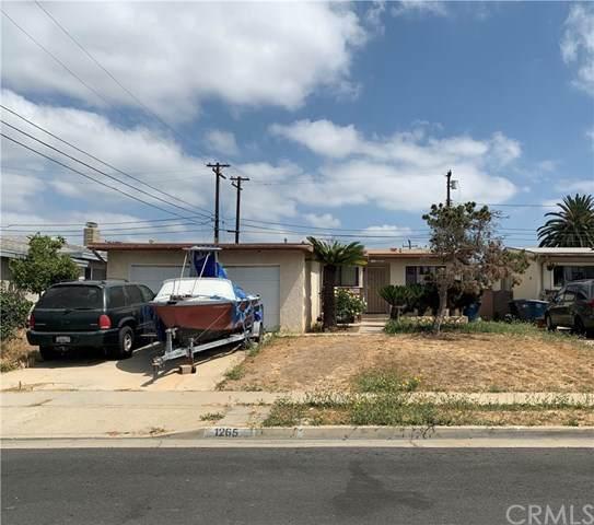 1265 W 140 Street, Gardena, CA 90247 (#SB20127281) :: Wendy Rich-Soto and Associates