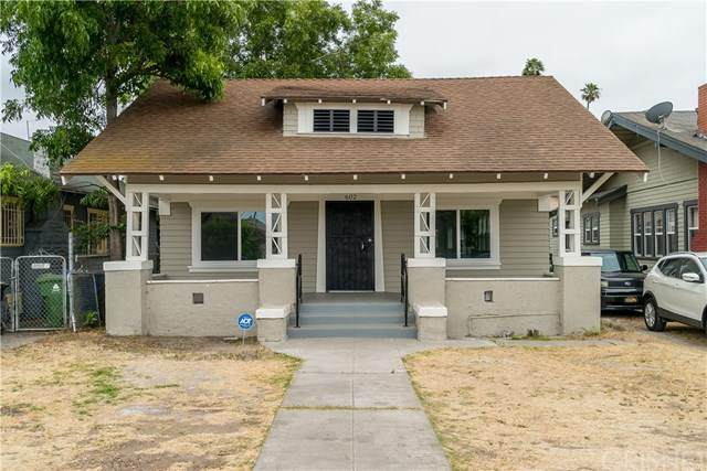 602 W 60th Street, Los Angeles (City), CA 90044 (#SR20127670) :: Cal American Realty