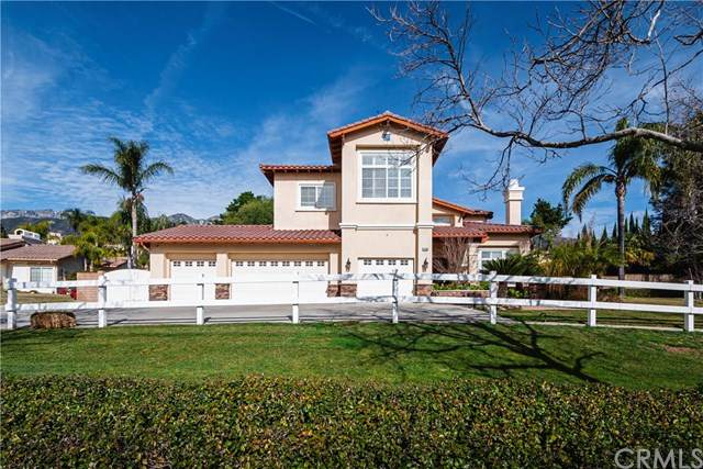 11160 Trails End Court, Rancho Cucamonga, CA 91737 (#IV20127774) :: Cal American Realty