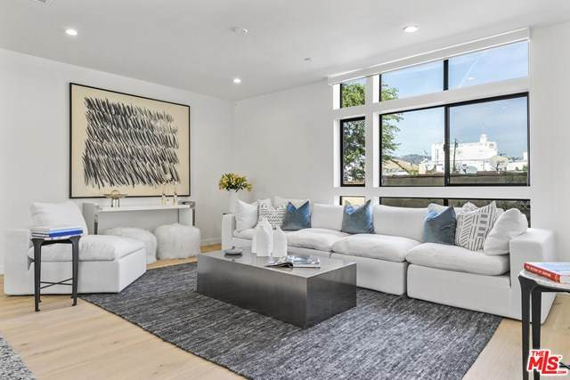 6703 Eden Terrace, Los Angeles (City), CA 90038 (#20598168) :: The Miller Group