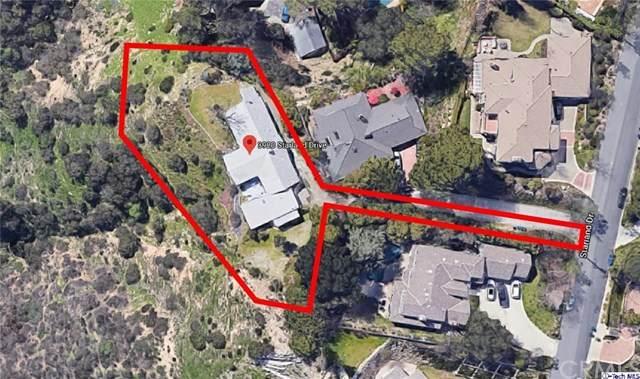 3920 Starland Drive, La Canada Flintridge, CA 91011 (#320001883) :: The Brad Korb Real Estate Group