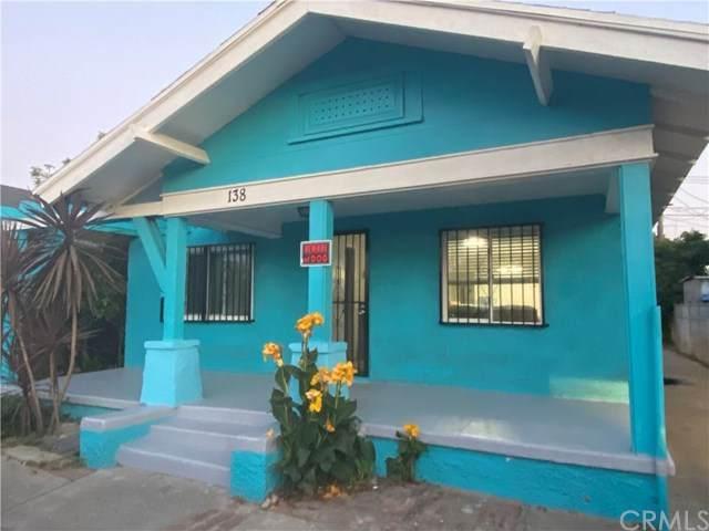 138 W 87th Street, Los Angeles (City), CA 90003 (#DW20127913) :: Cal American Realty