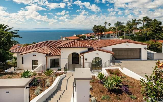 725 Via Del Monte, Palos Verdes Estates, CA 90274 (#PV20126545) :: Compass