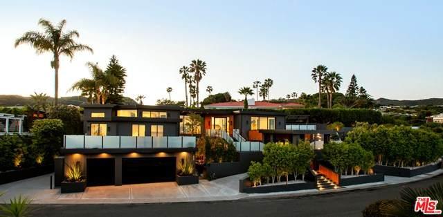 815 El Oro Lane, Pacific Palisades, CA 90272 (#20597162) :: Compass