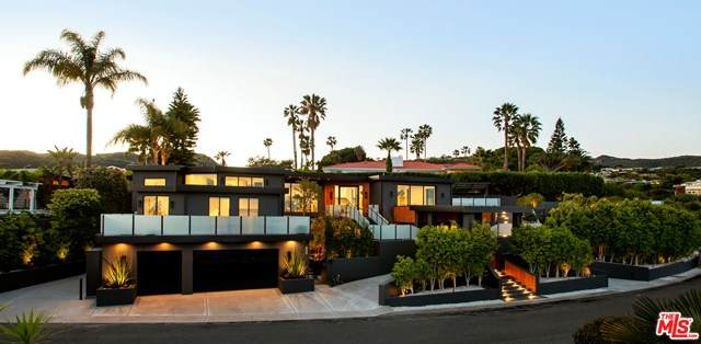 815 El Oro Lane, Pacific Palisades, CA 90272 (#20597162) :: The Miller Group