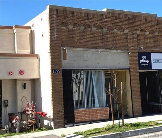 1399 N Lake Avenue, Pasadena, CA 91104 (#TR20127977) :: Provident Real Estate