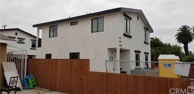 842 W 65th Street, Los Angeles (City), CA 90044 (#DW20127194) :: Cal American Realty