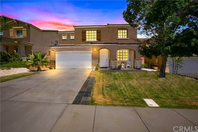 37613 Lemonwood Drive, Palmdale, CA 93551 (#OC20128009) :: Berkshire Hathaway HomeServices California Properties