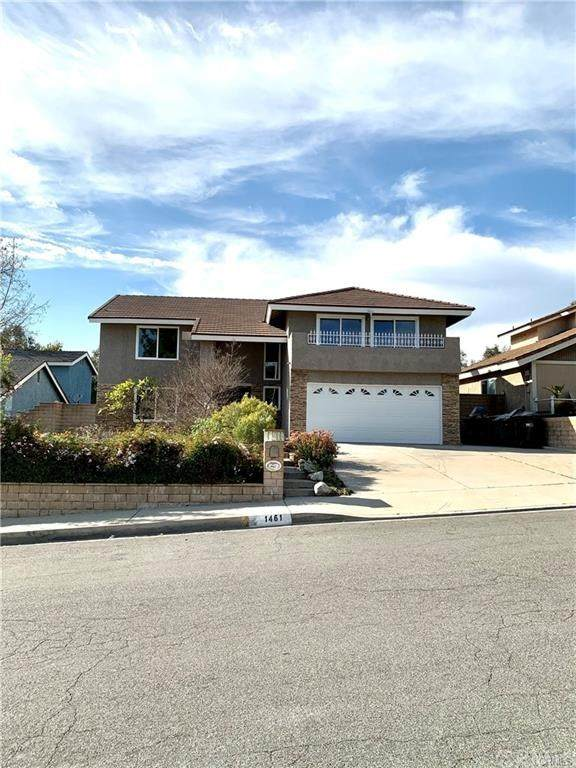 1461 Winterwood Lane, Diamond Bar, CA 91765 (#WS20128105) :: The Brad Korb Real Estate Group