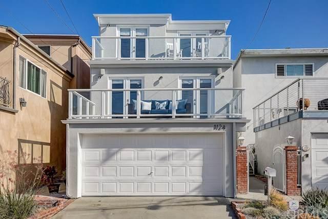 1124 1st Street, Hermosa Beach, CA 90254 (#SB20124705) :: Go Gabby