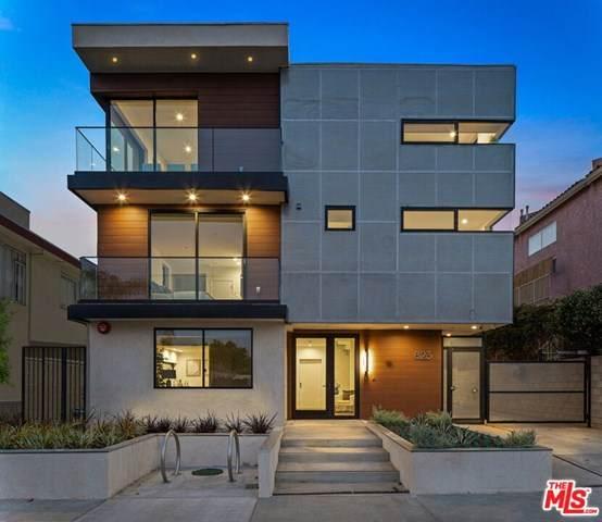 823 N Fuller F, Los Angeles (City), CA 90046 (#20597040) :: The Najar Group
