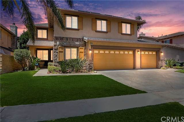 12204 Oldenberg Court, Rancho Cucamonga, CA 91739 (#CV20123364) :: The Marelly Group | Compass