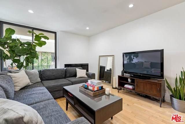 740 N Kings Road #314, Los Angeles (City), CA 90069 (#20597568) :: The Najar Group