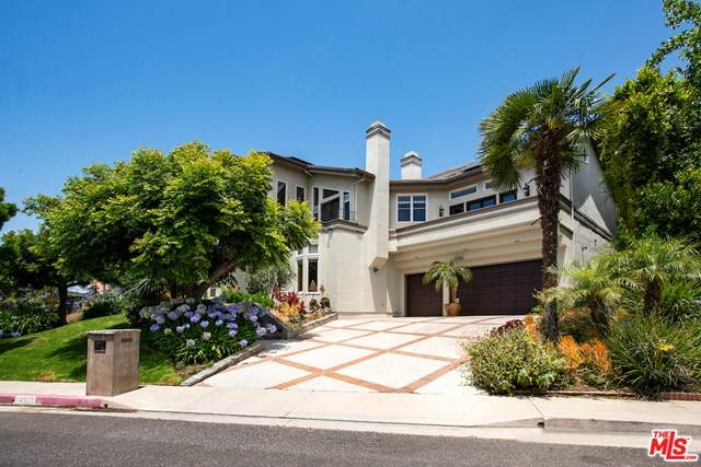 16855 Glynn Drive, Pacific Palisades, CA 90272 (#20597784) :: The Miller Group