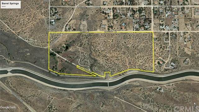 0 Bear Creek Road, Palmdale, CA 93550 (#IV20126319) :: Berkshire Hathaway HomeServices California Properties