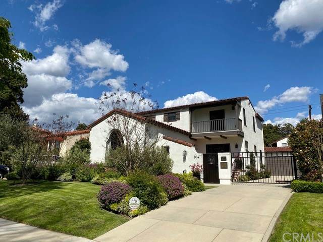 104 Glen Summer Road, Pasadena, CA 91105 (#AR20128021) :: Berkshire Hathaway HomeServices California Properties