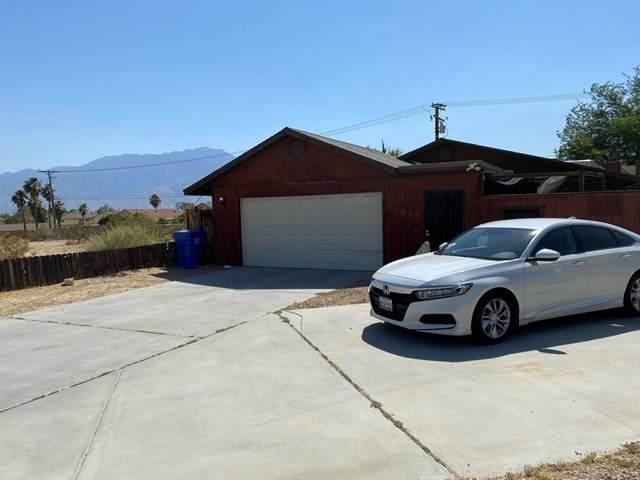 13855 Verbena Drive, Desert Hot Springs, CA 92240 (#219045343DA) :: eXp Realty of California Inc.