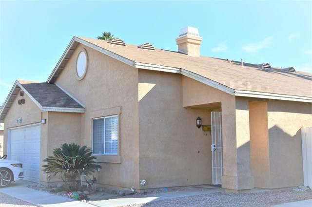 47800 Madison Street #197, Indio, CA 92201 (#219045353PS) :: Powerhouse Real Estate
