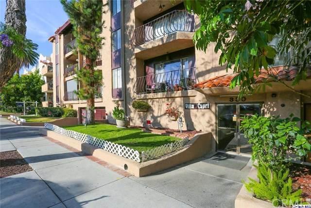 330 N Jackson Street #217, Glendale, CA 91206 (#320002199) :: Crudo & Associates