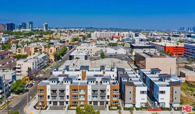 6913 N Tierno Lane, Los Angeles (City), CA 90038 (#20598614) :: Veronica Encinas Team