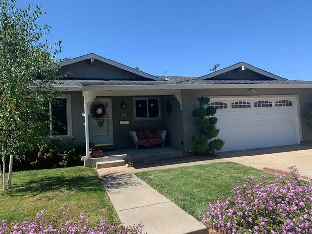 711 El Cerrito Way, Gilroy, CA 95020 (#ML81799181) :: The Najar Group