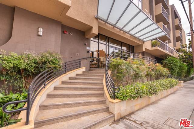 7320 Hawthorn Avenue #419, Los Angeles (City), CA 90046 (#20598058) :: The Miller Group