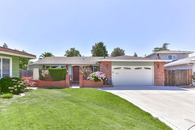 4660 Blanco Drive, San Jose, CA 95129 (#ML81799182) :: The Najar Group