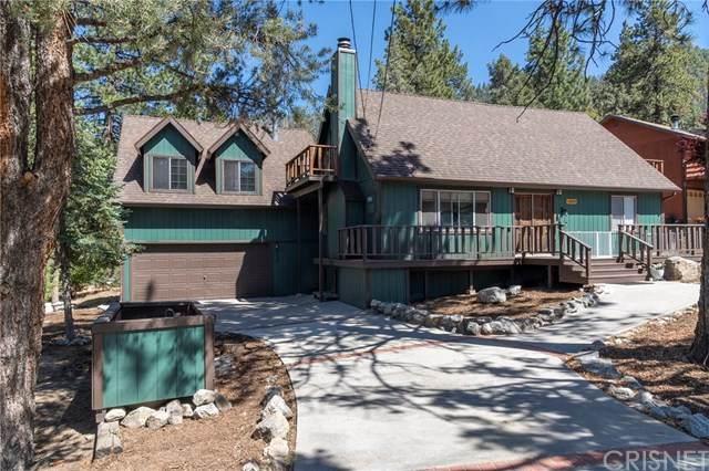 1804 Freeman Drive, Pine Mountain Club, CA 93225 (#SR20127006) :: Compass