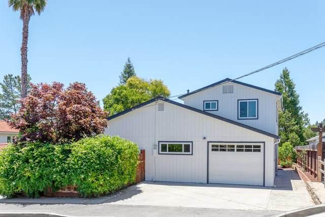 291 Hacienda Drive, Scotts Valley, CA 95066 (#ML81799185) :: Cal American Realty