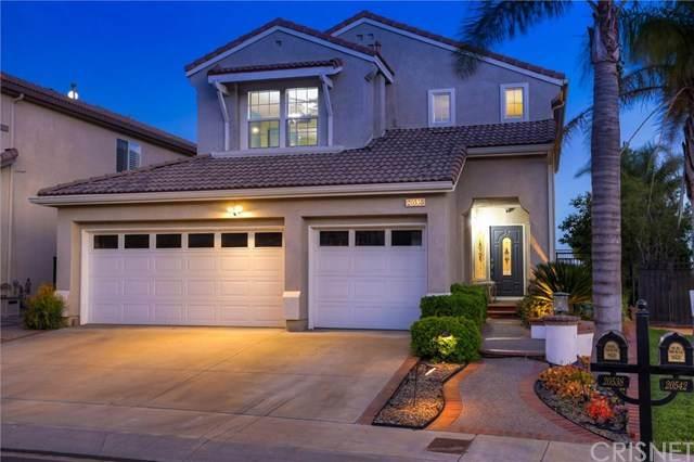 20538 Como Lane, Porter Ranch, CA 91326 (#SR20127996) :: Better Living SoCal