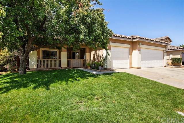 1462 Aster Place, Beaumont, CA 92223 (#SB20128754) :: Cal American Realty