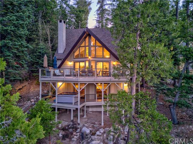 169 Rocky Point Road, Lake Arrowhead, CA 92352 (#EV20128765) :: Berkshire Hathaway HomeServices California Properties