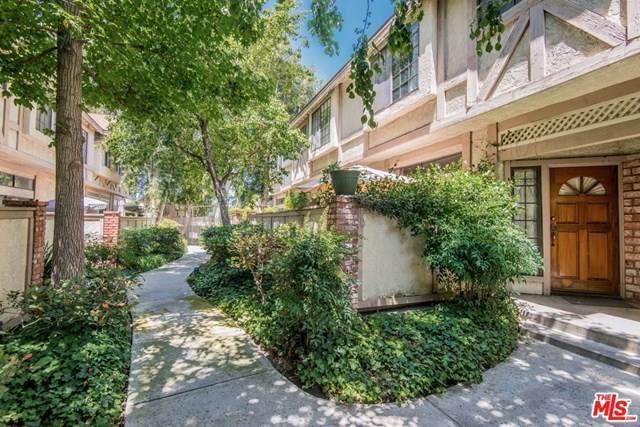 7100 Balboa Boulevard #703, Lake Balboa, CA 91406 (#20598720) :: RE/MAX Masters