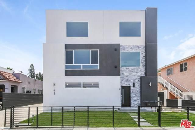 1854 S Curson Avenue, Los Angeles (City), CA 90019 (#20598420) :: Mark Nazzal Real Estate Group